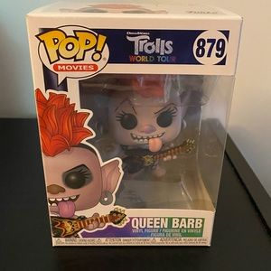 Queen Barb Trolls Funko Pop